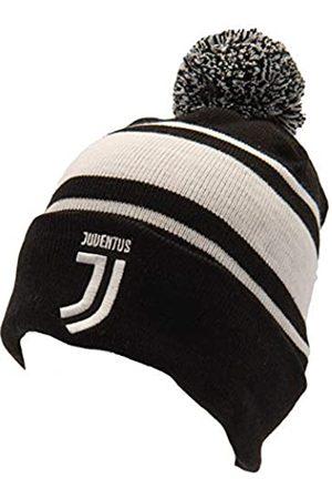 Juventus FC Unisex Bommelmütze (Einheitsgröße) (Weiß/ )
