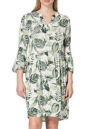 Timezone Damen Printed Boho Dress Lässiges Kleid