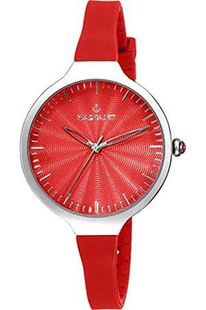Radiant Damen Analog Quarz Uhr mit Gummi Armband RA336614