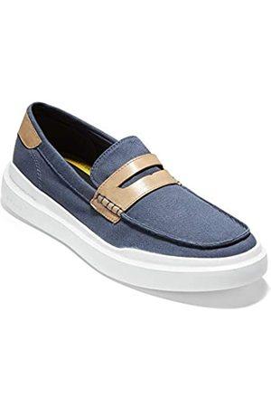 Cole Haan Herren GP RLY Canvas Loafer:Vintage Indigo CAN Sneaker