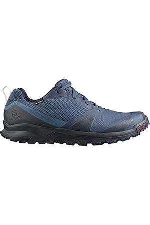 Salomon Herren Trail-Running-Schuhe, XA COLLIDER GTX, Farbe: (Dark Denim/Ebony/Navy Blazer)