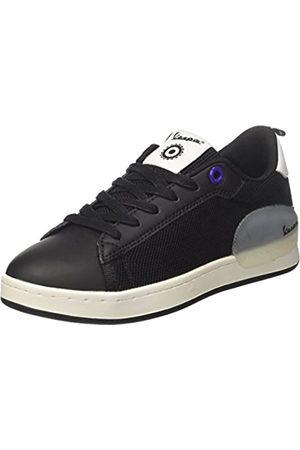 Vespa Unisex-Erwachsene Freccia Sneaker, (Nero 99)