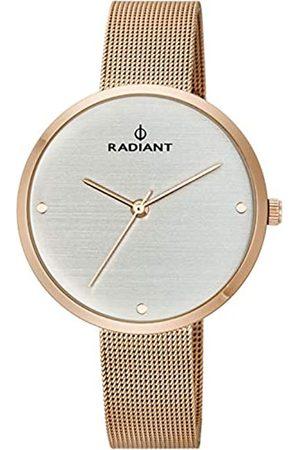 Radiant Damen Analog Quarz Uhr mit Edelstahl Armband RA452203