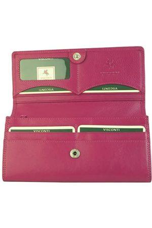 Visconti HeritageT-35 Damen Geldbörse aus weichem Leder