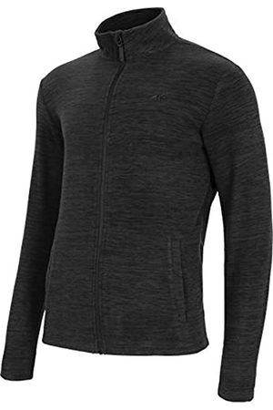 4F Mens NOSH4-PLM001-21M_M fleece sweatshirt