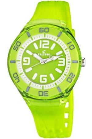 Calypso Watches Unisex-Armbanduhr Analog Kautschuk K5588/7