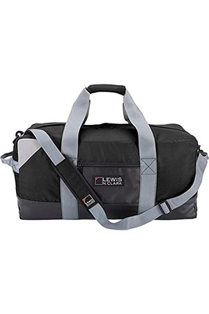 Lewis N. Clark Strapazierfähige große Seesack für Damen und Herren, Handgepäcktasche