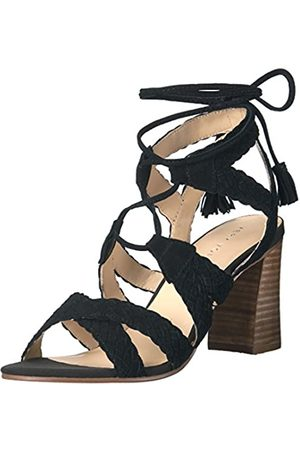 Very Volatile Women's Kaia Heeled Sandal, Black