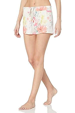 P.J.Salvage Damen Loungewear Happy Blooms Short Pyjamahose