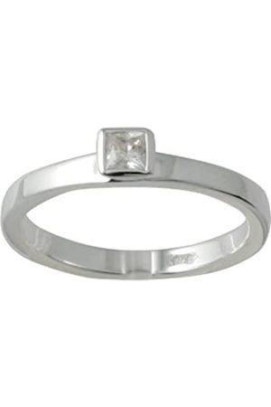 Canyon DamenRingSterling-Silber925Zirkonoxid52(16.6)R3655-T52
