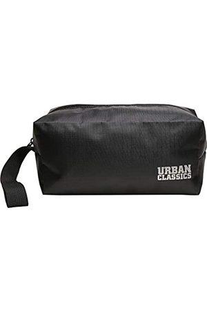 Urban classics Unisex Tasche aus recyceltem Polyester praktischer Kulturbeutel, Recycled Ribstop Cosmetic Bag in