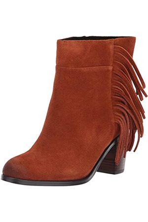 Kenneth Cole New York Damen Alana Fringe Ankle Bootie Stiefelette