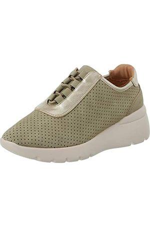 Maria Mare Damen 67625 Sneakers, (Suede Kaky/Kaky/Metil Champagne C49088)