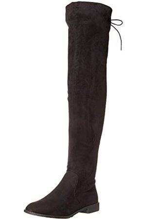 Yoki Damen Comfort Overknee-Stiefel