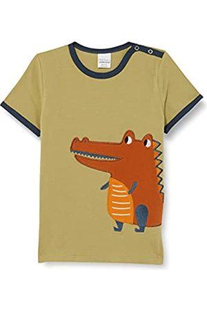 Green Cotton Baby Jungen Hello Crocodile s/s T-Shirt