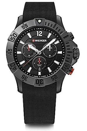 Wenger Unisex-Erwachsene Uhr 01.0643.120