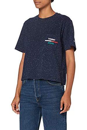 Tommy Hilfiger Damen Tjw Pocket Flag Tee Hemd