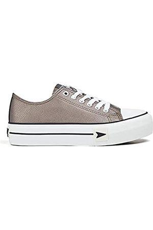 D.franklin Damen Sneakers Bay Plataforma Sneaker
