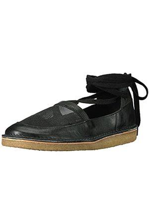 RACHEL COMEY Women's Frisco Espadrille Sandal, Black