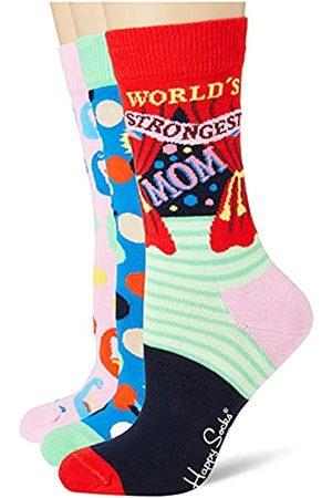 Happy Socks Damen Muttertagssocken, Geschenkset
