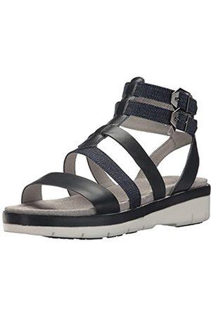 Jambu Damen Piper Sandale, Marineblau/Denim