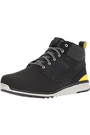 Salomon Herren Wanderschuhe, UTILITY FREESE CS WP, Farbe: (Black/Black/Empire Yellow)