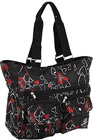 OLOMOLO Damen Damen Handtasche Henkeltasche