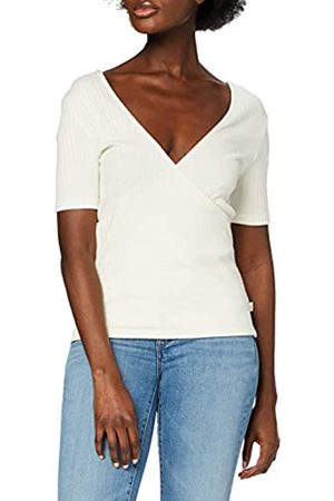 Lee Womens WRAP Ribbed Tee T-Shirts