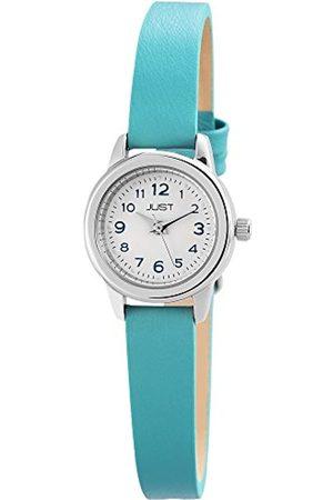 Just Watches Damen-Armbanduhr XS Analog Quarz Leder 48-S4063-HBL