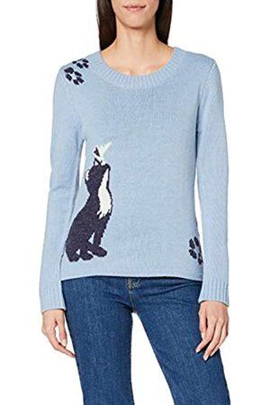 Joe Browns Damen Lovely Cat Jumper Pullover