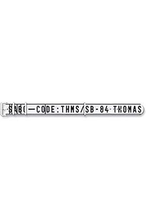 Thomas Sabo Uhrenarmband Code TS Nato Urban Textil ZWA0319-276-25-20 mm