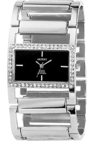 Akzent Damen-Armbanduhr XS Analog Quarz Verschiedene Materialien SS8121000002