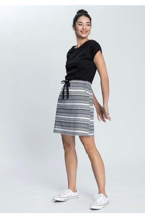 AJC Sommerkleid in modischer Two-in-One Optik