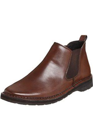 Kenneth Cole Ideal Class Chelsea Boots für Herren, (braunes leder)