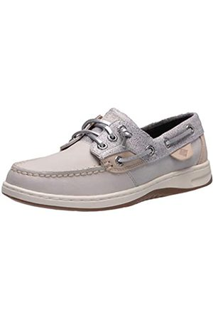 Sperry Top-Sider Rosefish Sparkle Boat Shoe Women 6 Grey