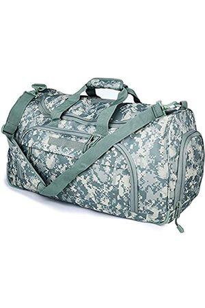 XWLSPORT Militärische taktische Duffle Bag Gym Bag für Herren Reise Sport Tasche Outdoor Kleine Seesack (ACU-B)