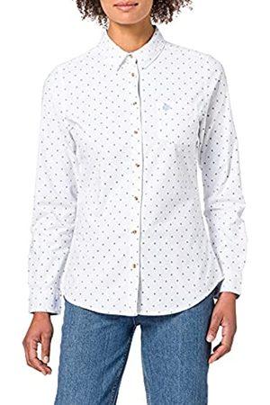 Springfield Damen Camisa Oxford Algodón Orgánico Hemd