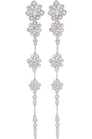 Annoushka 18kt Weißgoldohrringe mit Diamanten