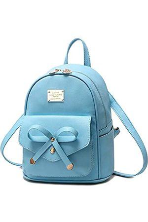 Mikty Niedlicher Mini-Leder-Rucksack für Damen, Teenager, Mädchen