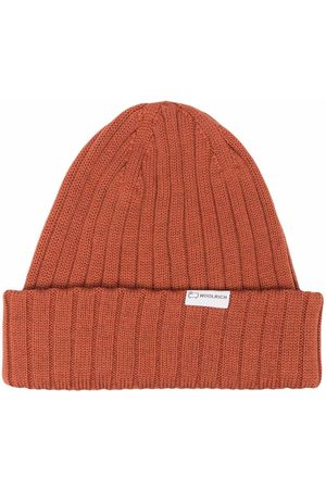 Woolrich Ribbed-knit wool beanie