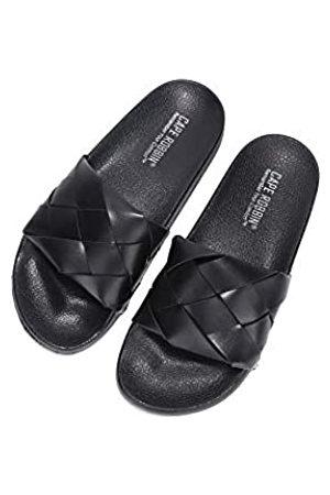 Cape Robbin Scion Sandalen für Damen, Pantoletten zum Reinschlüpfen, Hausschuhe
