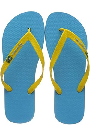 Ipanema Herren CLAS Brasil II AD Zehentrenner, blue/yellow