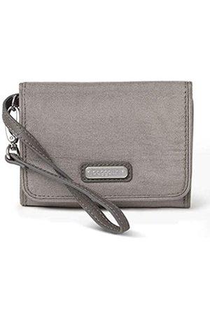 Baggallini Damen Taschen - Kompaktes Portemonnaie für Damen (Grau) - CMW549-B0865