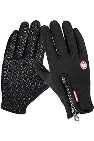 ZUO XI Winterhandschuhe Touchscreen Wasserdichte Handschuhe Thermohandschuhe Fahrhandschuhe für Männer und Frauen