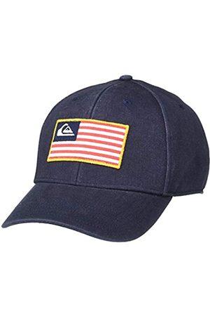 Quiksilver Herren Grounded America HAT Baseballkappe