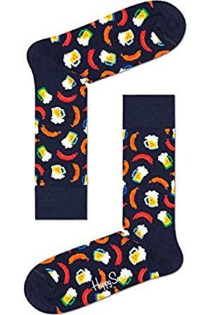 Happy Socks Damen Beer and Sausage Socken