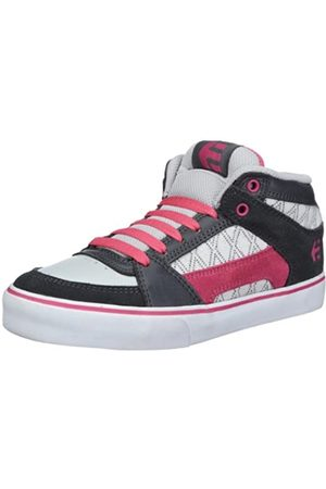 Etnies Damen RVM W's Skateboardschuhe, (Dark Grey/PINK 028)