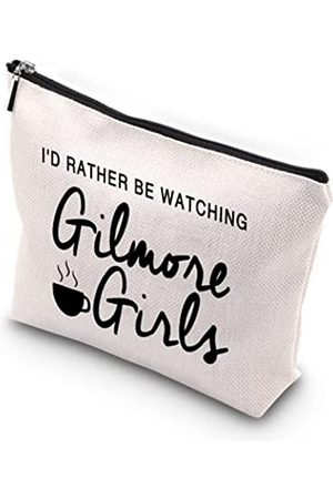 Generic WCGXKO Gilmore Make-up-Tasche für Fans von Fandom