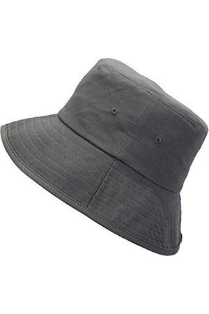 Samtree Fischerhut aus gewaschener Baumwolle, für Damen und Herren, für Reisen, Angeln, Sommer, faltbare Krempe
