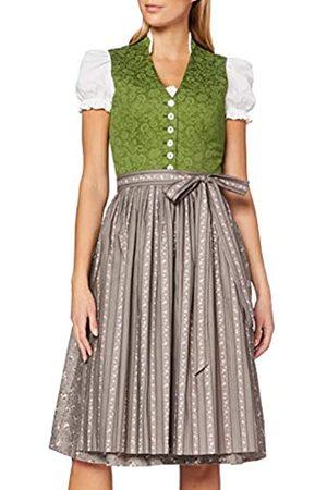 BERWIN & WOLFF TRACHT FOLKLORE LANDHAUS Damen Dirndl Kleid 806815 Größe 38